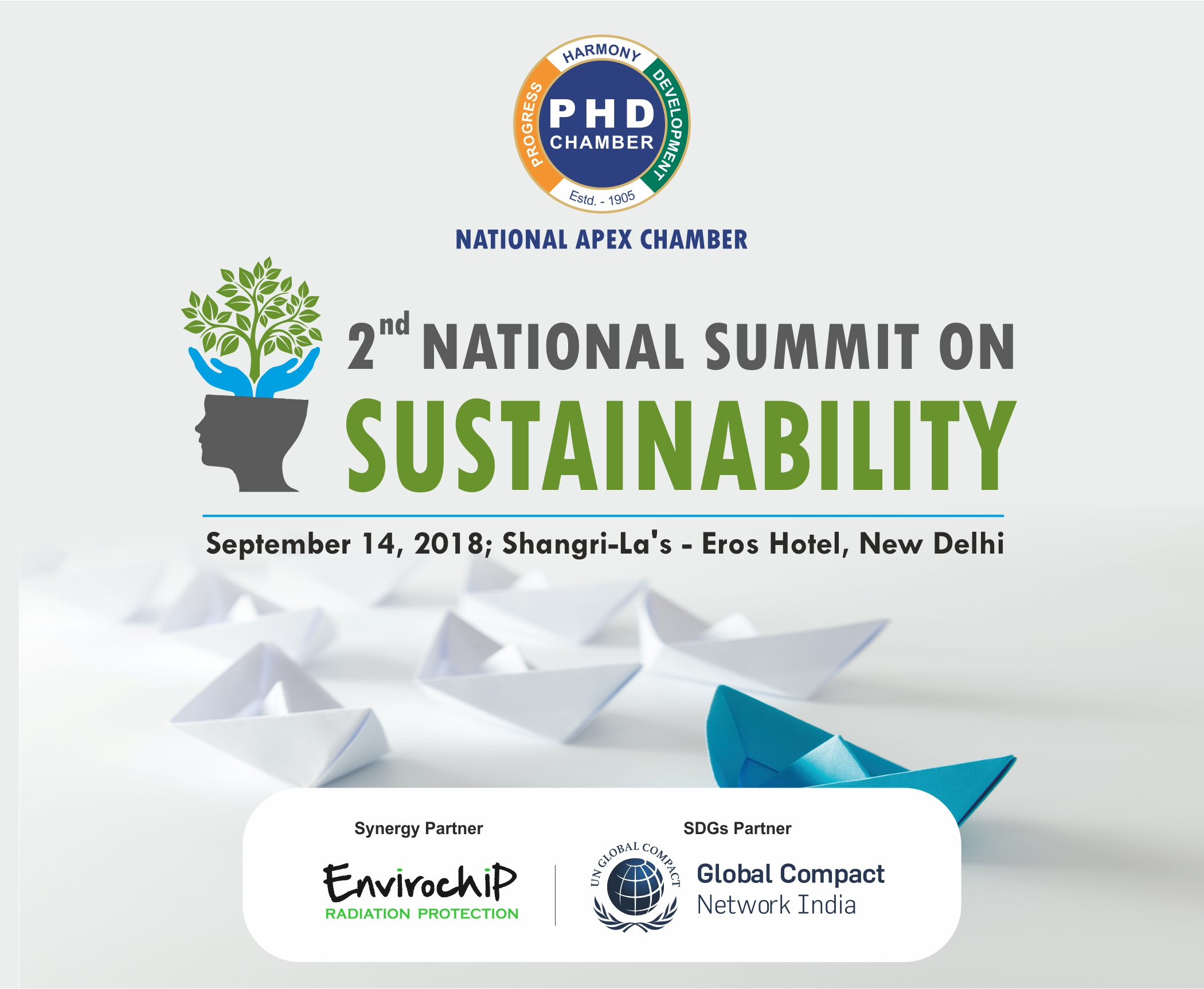 2nd National Summit on Sustainability