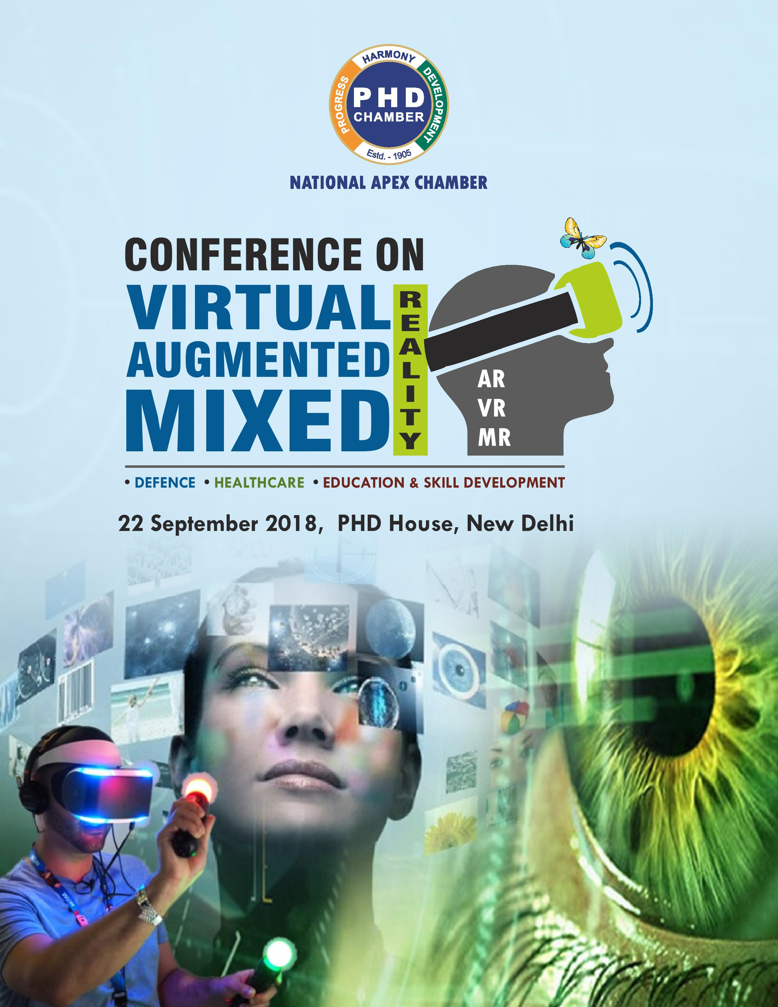 Conference on Virtual, Augmented and Mixed Reality