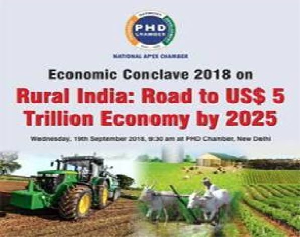 Economic Conclave 2018 on Rural India: Road to US$5 trillion economy
